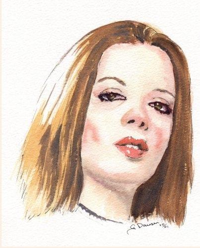 Shirley Manson by chromescarab